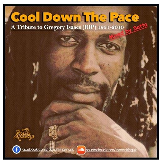 Gregory Isaacs Tribute Mix - Cool Down The Pace