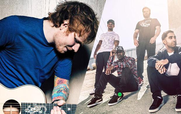 Rudimental_Ed Sheeran_PressPic