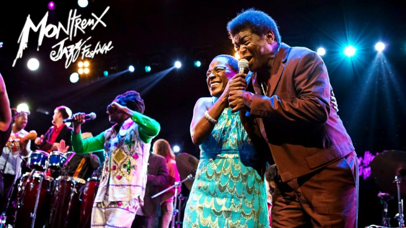 The Daptone Super Soul Revue (Sharon Jones, Charles Bradley) - Montreux Jazz Festival 2014