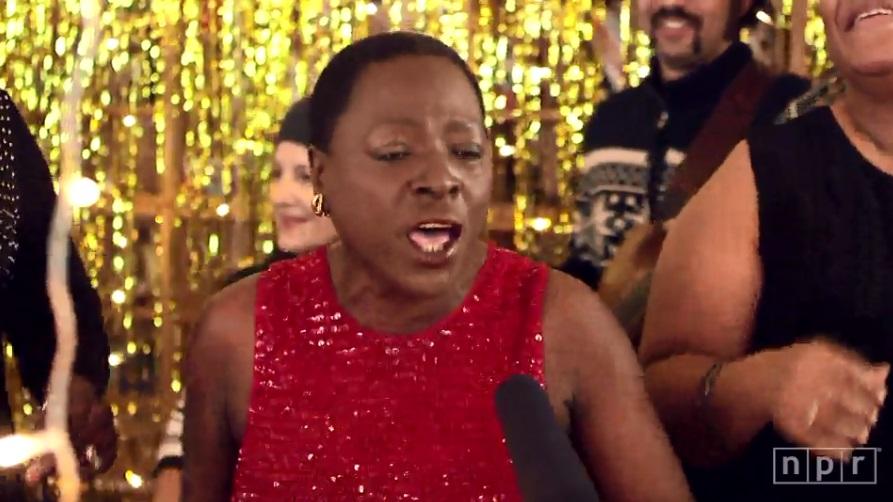 Sharon Jones & The Dap-Kings Play One For Hanukkah