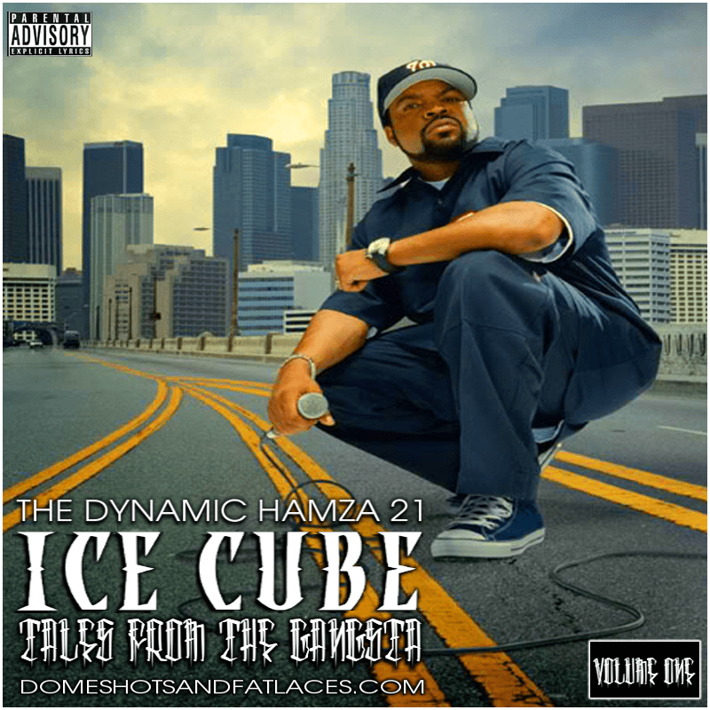 IceCube-Tales From The Gangsta Vol One (2012)