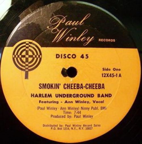 Smokin' Cheeba - Cheeba