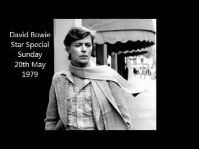 david bowie star special