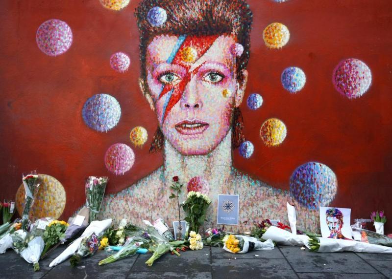 Brixton Bowie by Micha Theiner