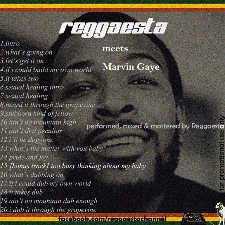 Reggaesta Meets Marvin Gaye
