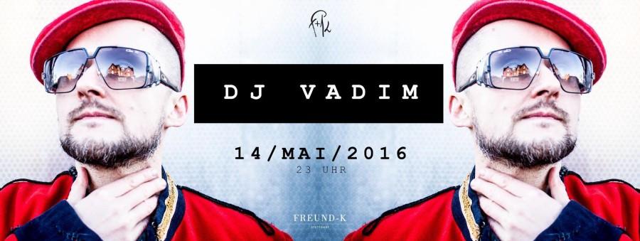 DJ Vadim Freund & Kupferstecher