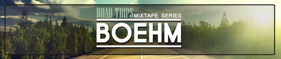 road trip mixtape series