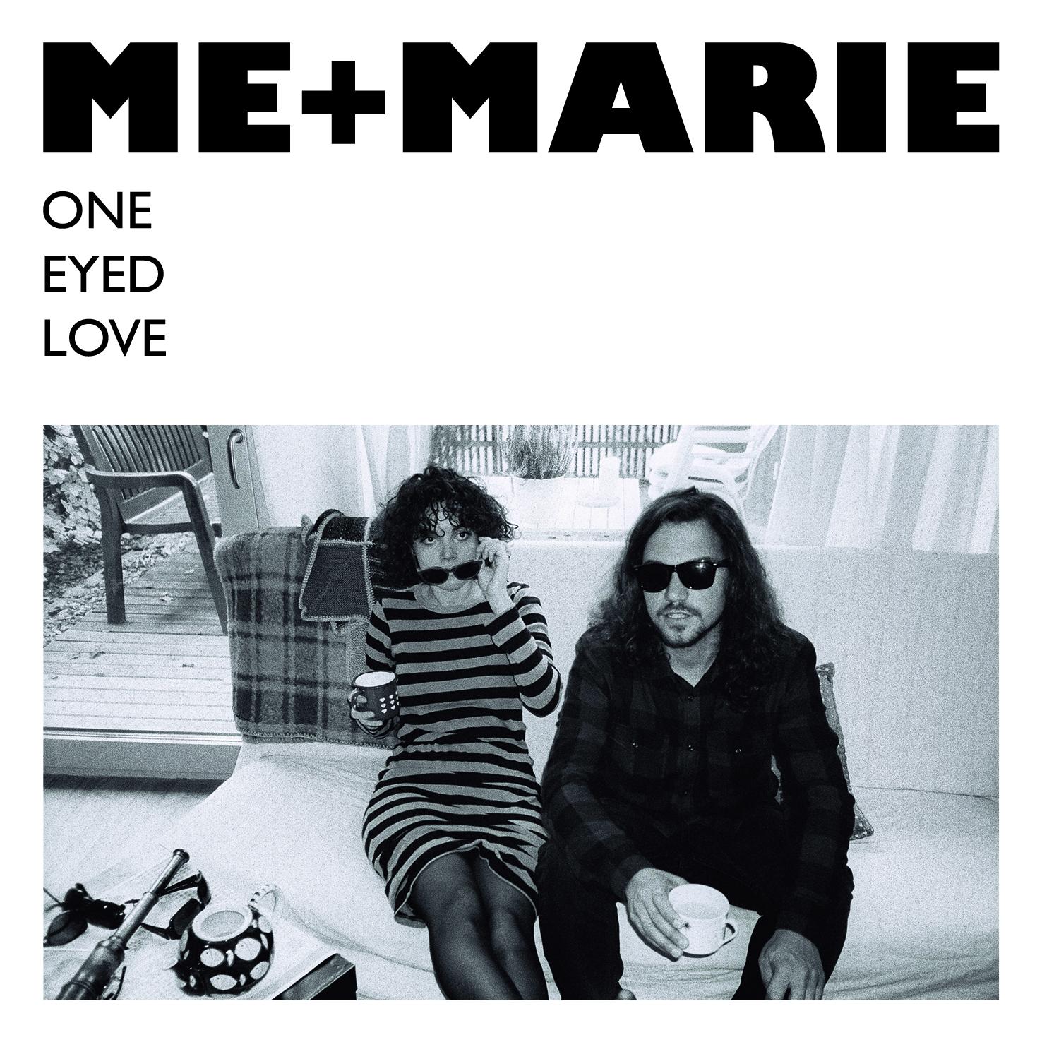 ME_+_MARIE One_Eyed_love albumcover_125x125_300dpi_cmyk_print