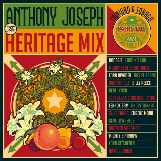 Anthony Joseph - The Heritage Mix