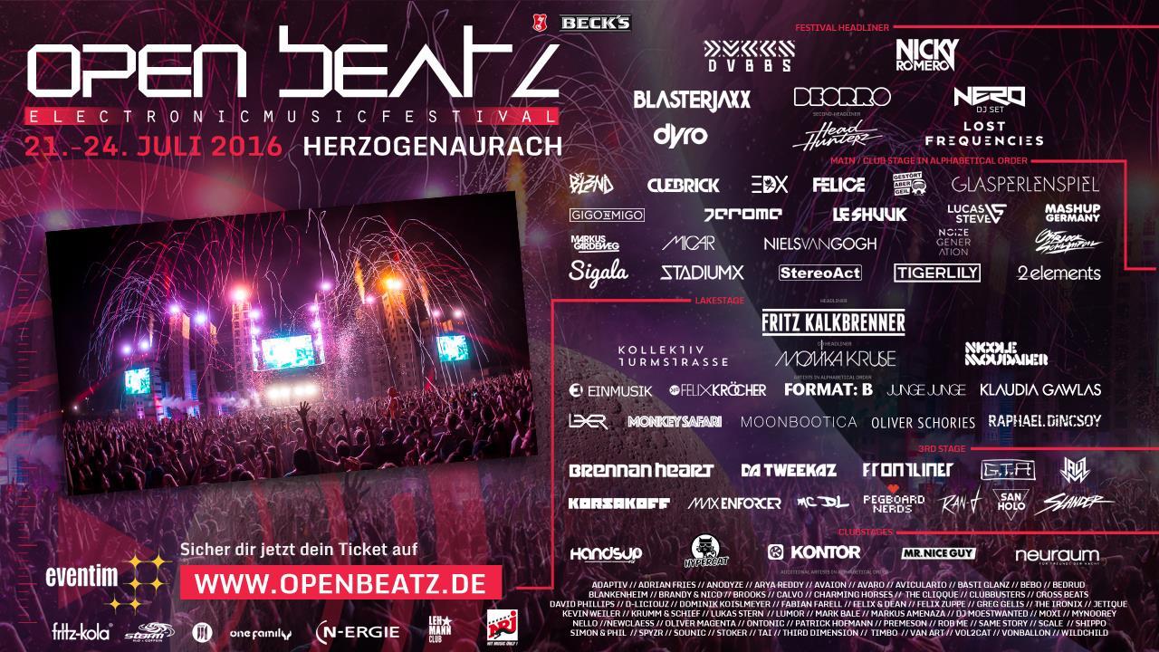 open beatz