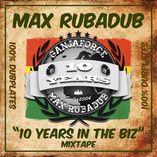Max RubaDub - 10 Years In The Biz