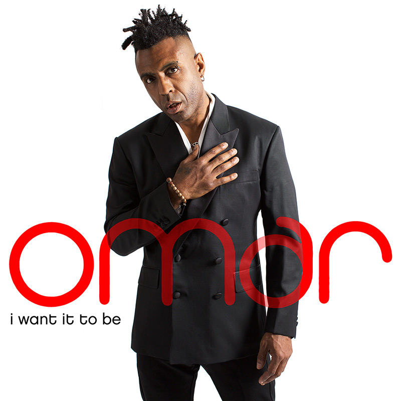 Omar - I Want It To Be [EP]