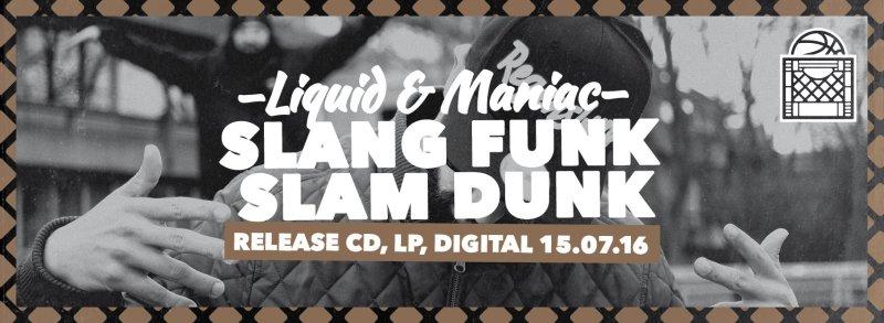Slang Funk Slam Dunk
