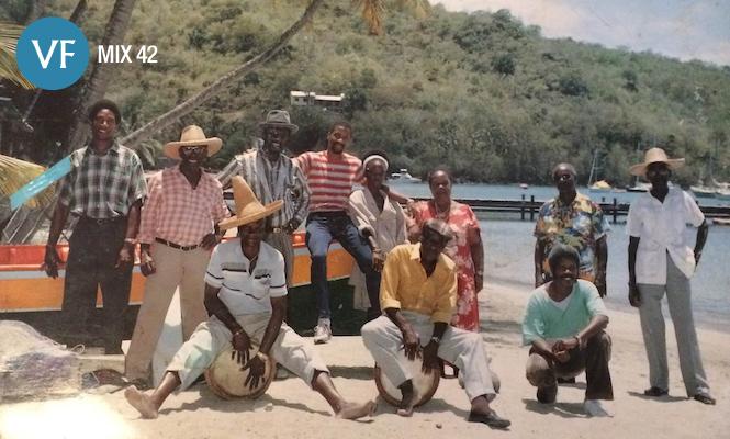 Sofrito's island disco vinyl mix