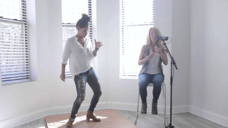 Shut Up And Dance - Walk the Moon (Morgan James Cover)