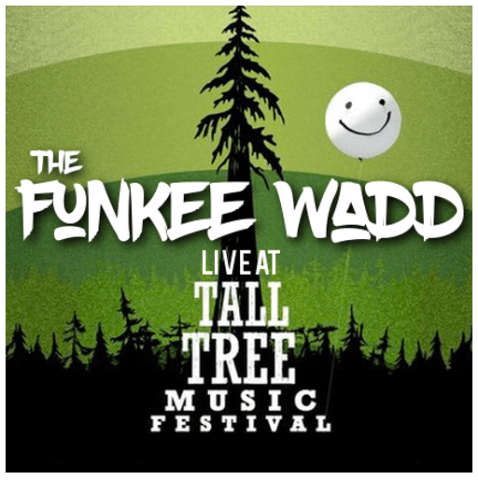 The Funkee Wadd live at Tall Tree Musik Festival 2016 (DJ Live Set)