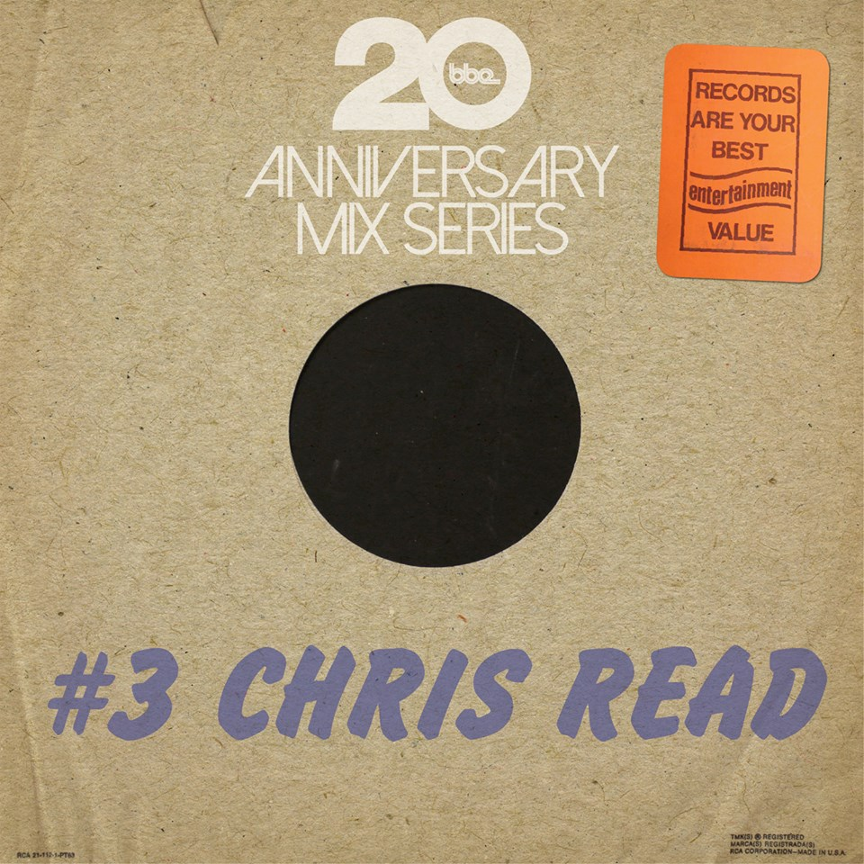 BBE20 Anniversary Mix Series # 3 by Chris Read