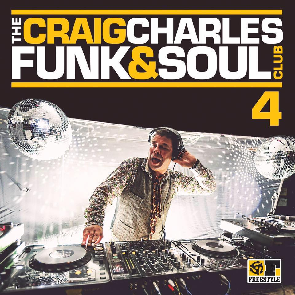 The Craig Charles Funk & Soul Club Vol.4