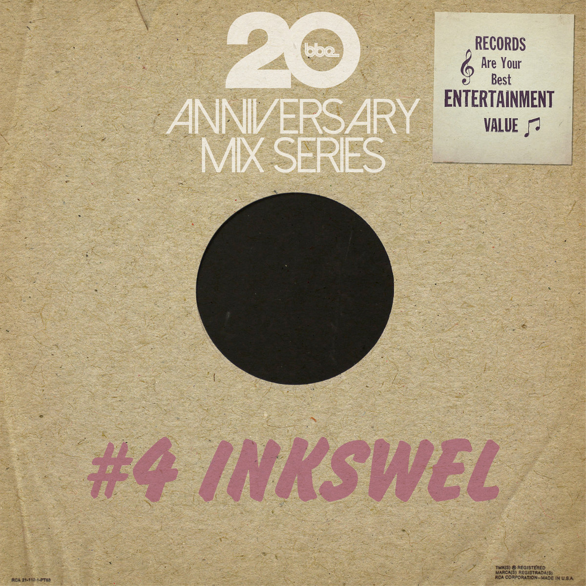 BBE20 Anniversary Mix Series # 4 by Inkswel