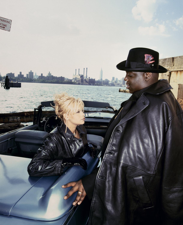 "Faith Evans & The Notorious B.I.G. - ""NYC"" (feat. Jadakiss) [Lyric-Video + Behind The Scenes]"