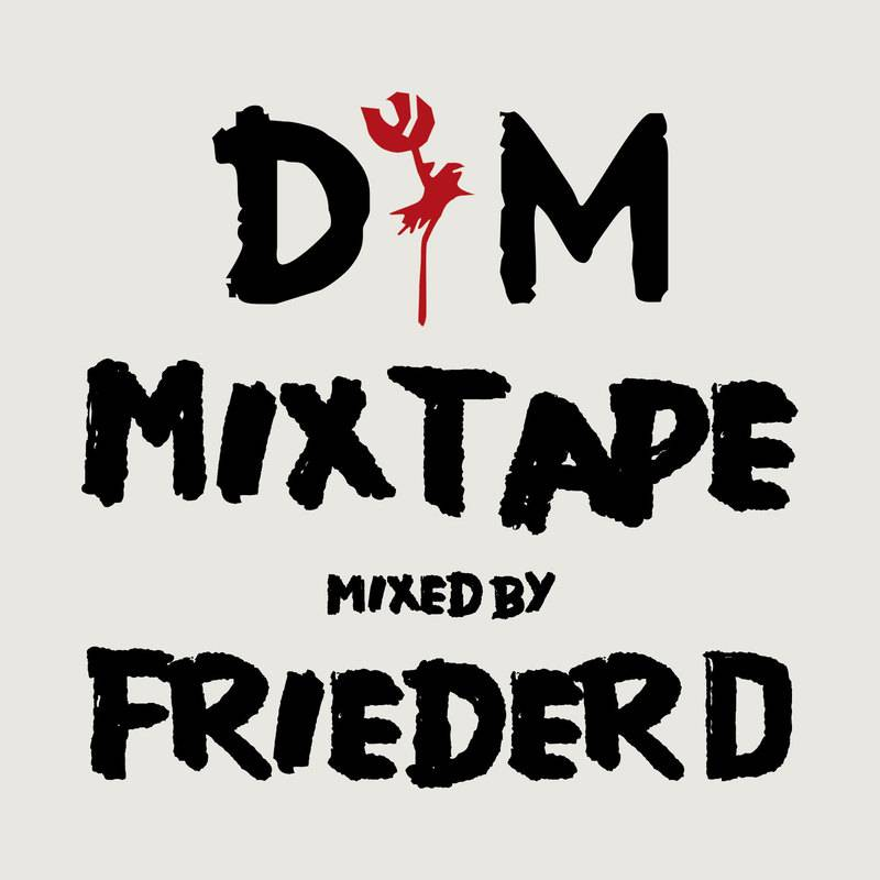 Depeche Mode MixTape mixed by Frieder D // free download