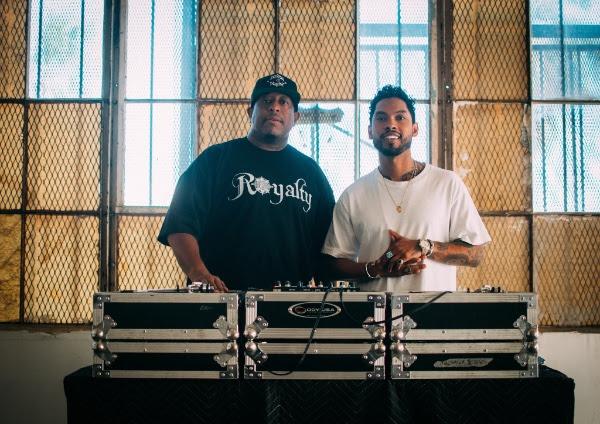 HIPHOP IKONE DJ PREMIER UND R'n'B-STAR MIGUEL VERÖFFENTLICHEN GEMEINSAMEN TRACK '2 LOVIN U' // audio stream