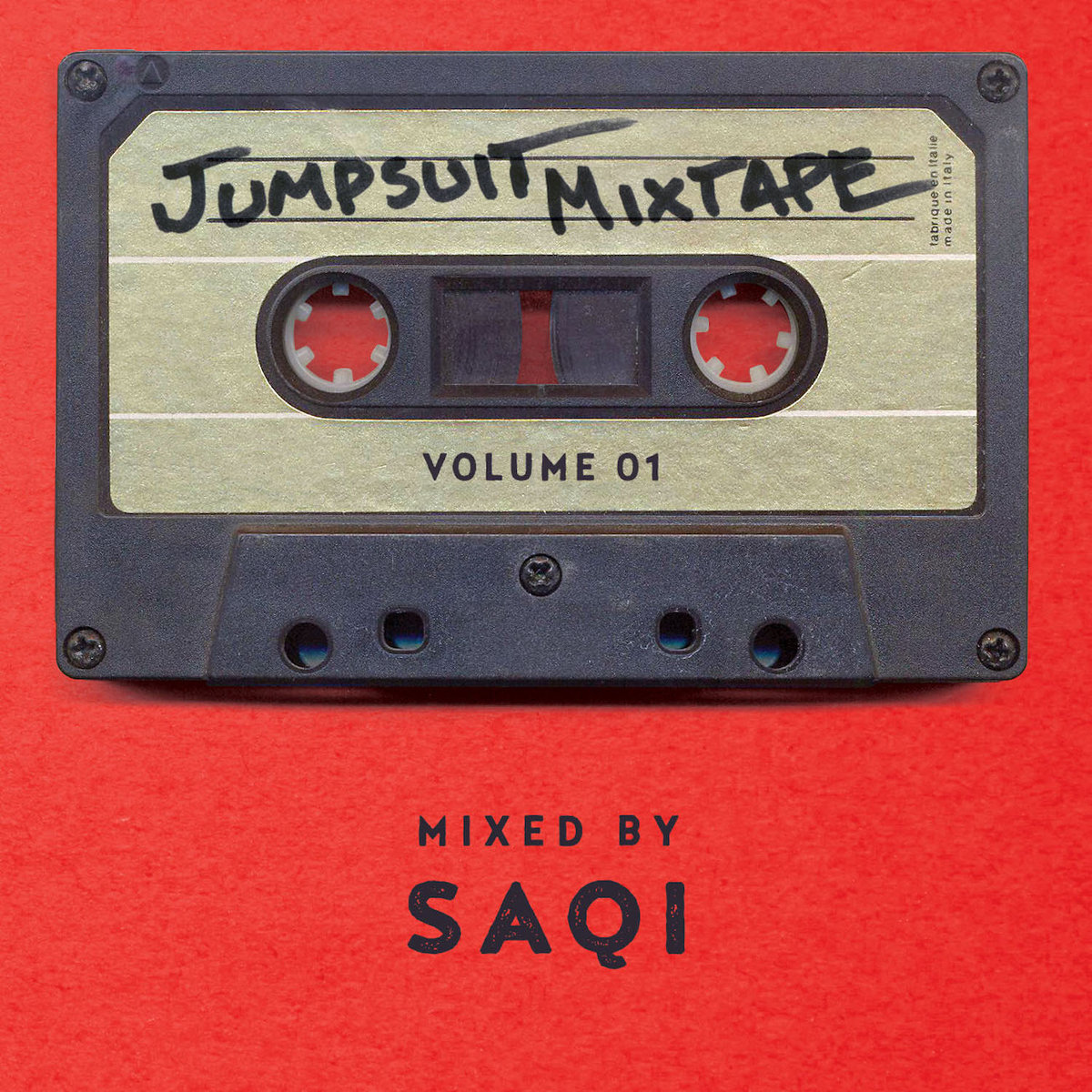 Jumpsuit Mixtape Vol. 1 // Mixed by SaQi (Continuous Mix) // free download