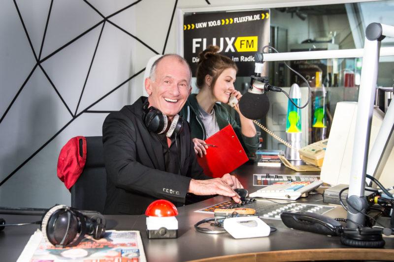 "NEWS: MTV-Legende Ray Cokes und FluxFM starten ""The Ray Cokes Show"" und den Digitalsender ""X Radio – Back to the 90s"""