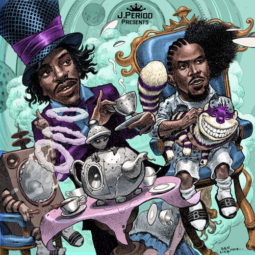 J.PERIOD presents ... OutKast: ReFixed (Recorded Live) [full stream]