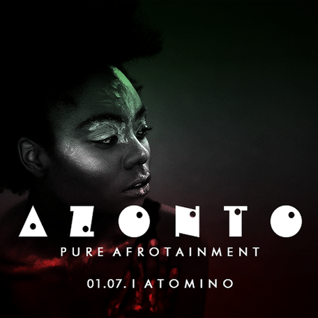 Fahda Sensi presents Azonto Promo Mix Vol.1 - Pure Afrotainment