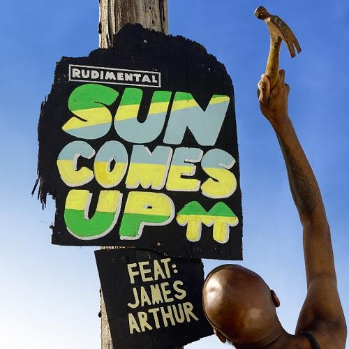 """Videopremiere: RUDIMENTAL feat. JAMES ARTHUR mit """"Sun Comes Up"""" zum Sonnenaufgang auf Ibiza"""
