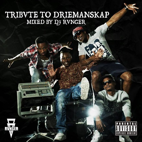 TRIBUTE TO DRIEMANSKAP mixed by DJ RVNGER // free download