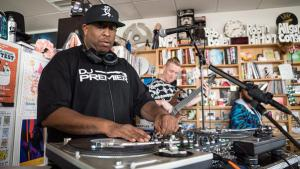 DJ Premier & The Badder Band: Tiny Desk Concert (Video)