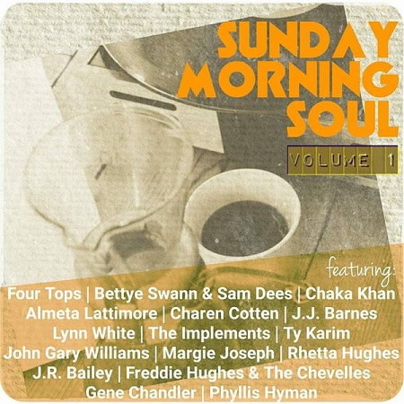 Das Sonntags-Mixtape: Sunday Morning Soul, Volume 1 (September 2017)