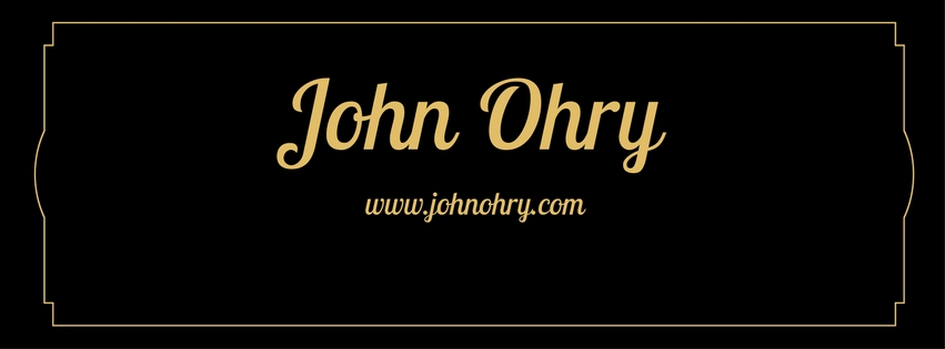 Introducing: John Ohry und seine Mischung aus Reggae, Pop, Rock, Blues, Funk & Soul