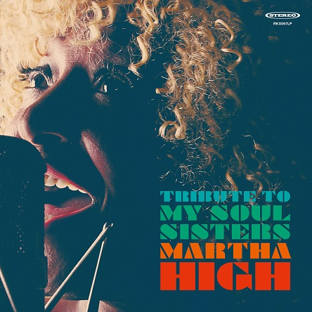 "Tribute To My Soul Sisters - Martha High zollt den ""James Brown's Original Funky Divas"" Tribut // full Album stream"