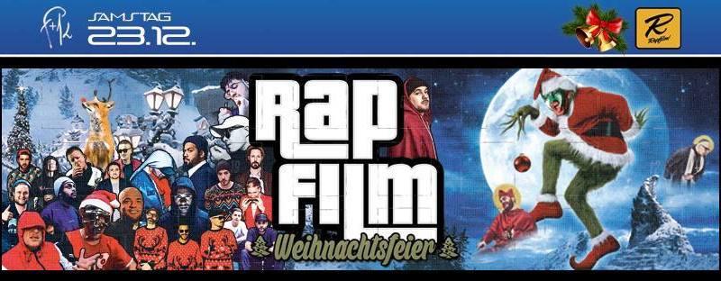 Freund Und Kupferstecher veranstaltungstipp rapfilm weihnachtsfeier am samstag 23
