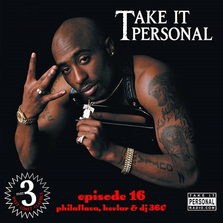 Take It Personal (Ep 15: West Coast Classics III) Mixtape