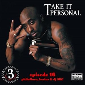 Take It Personal (Ep 15: West Coast Classics III) Mixtape