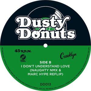 Neues aus dem Hause Dusty Donuts: DD013 feat. Naughty NMX & Marc Hype // full stream