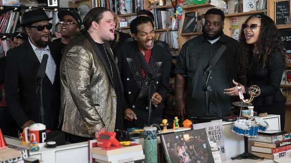 Artists from the 'Take Me To The River' Tour: Tiny Desk Concert (Video)