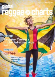 #GRC - Global Reggae Charts – Issue #10 / Februar 2018