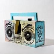Snowgoons und Montana Cans versteigern eine Berlin Boombox für einen guten Zweck!