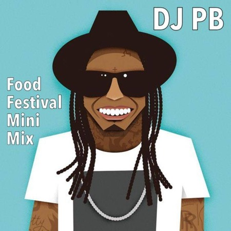Food Festival Mini Mix by DJ PB // free download