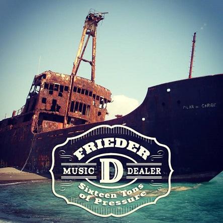 Frieder D - Sixteen Tons of Pressure // free mixtape