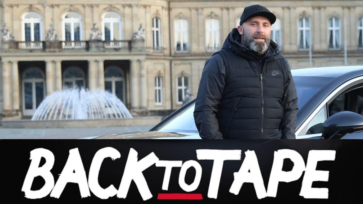 BACK TO TAPE - Ein Roadtrip auf den Spuren deutscher HipHop Geschichte (Der Film) #porschexbackspin