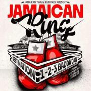 SENSI MOVEMENT presents JAMAICAN RING 2018 COSTUM MIX