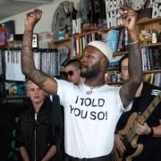 GoldLink: Tiny Desk Concert (Video) #npr #tinydesk