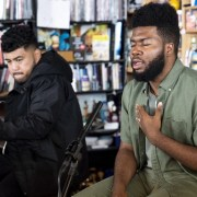 Khalid: Tiny Desk Concert (Video) #npr #tinydesk