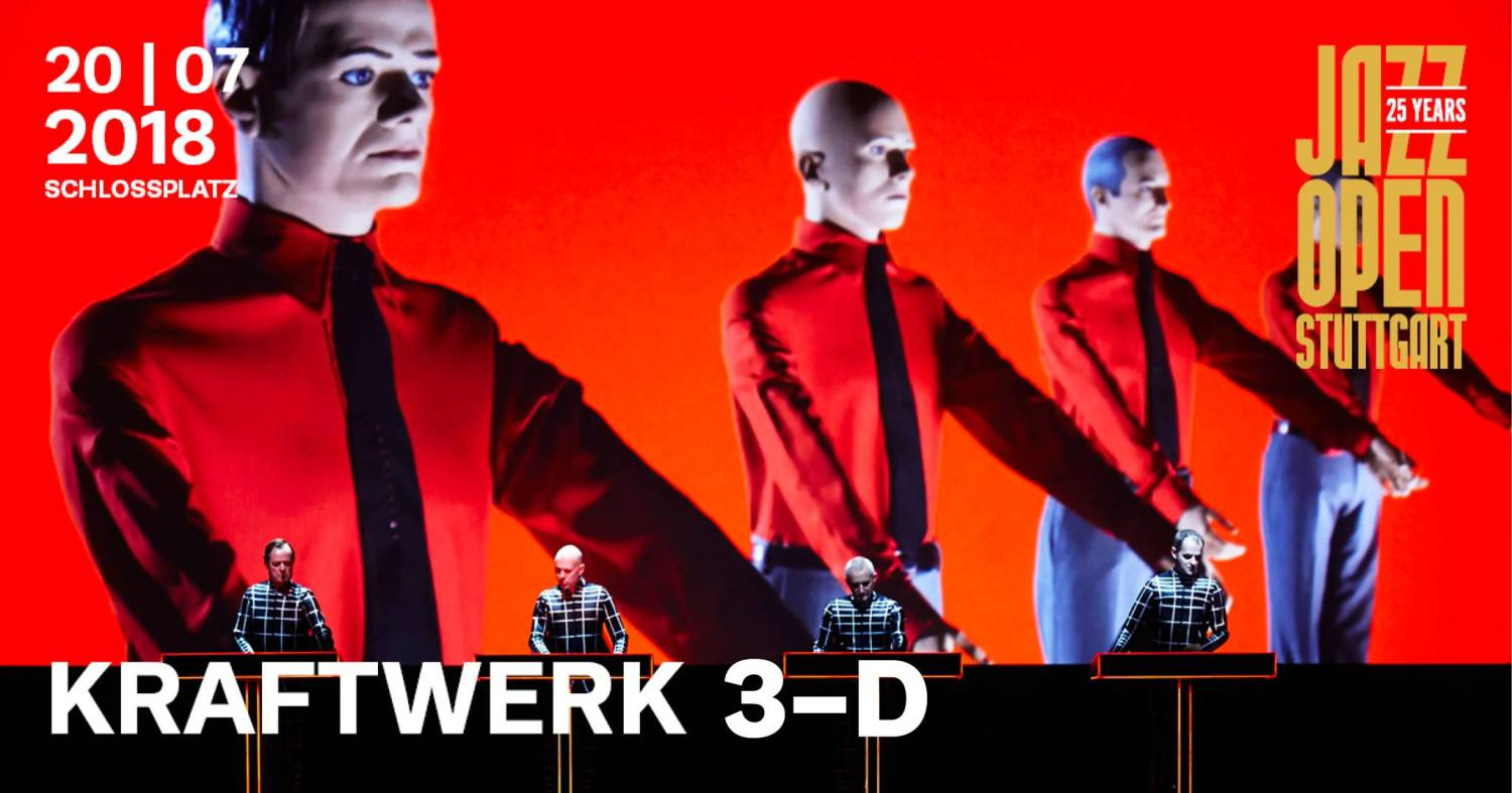 Music by KRAFTWERK – Mixed by Billy Nasty
